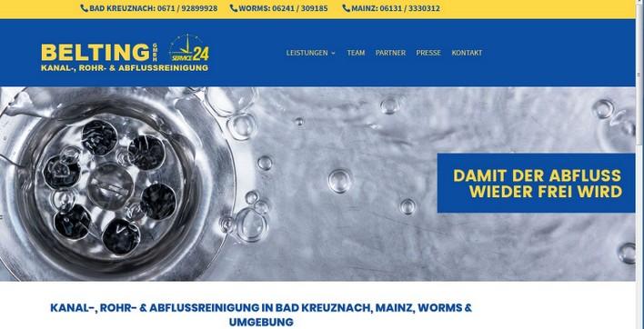 Kanalreinigung Bad Kreuznach