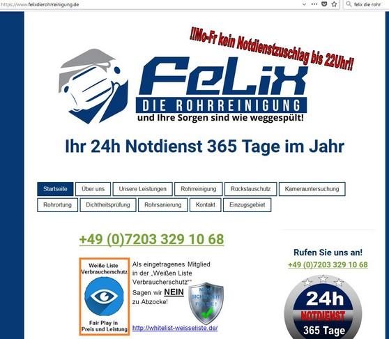 Rohrreinigung Karlsruhe