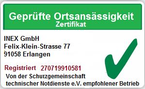Kammerjäger Erlangen  Ost