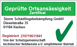 Kammerjäger Altenstadt