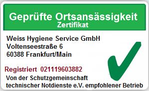 Verbraucherschutz: Kammerjäger Frankfurt Bergen Enkheim